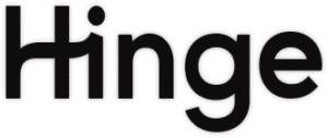 Hinge.co logo