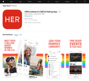 weareher app