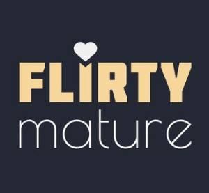 Flirtymature.com logo