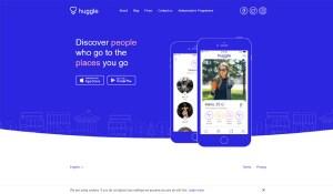 Huggle main page
