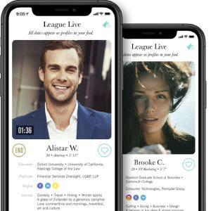 TheLeague app