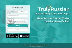Trulyrussian.com main page