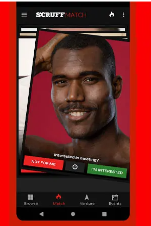 Profile Quality scruff