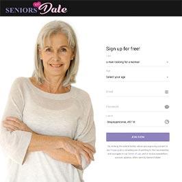 SeniorsToDate Signup